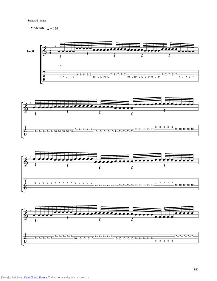 Satan prometheus guitar pro tab by gorgoroth musicnoteslib sponsored links publicscrutiny Image collections