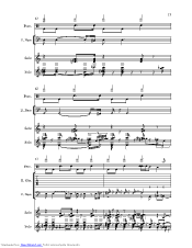 one angry dwarf sheet music pdf