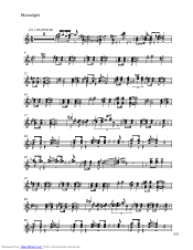 Moonlighting Music Sheet And Notes By Al Jarreau
