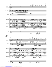 The Distance Music Sheet And Notes By Cake Musicnoteslib Com