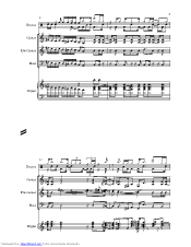 Easy Livin music sheet and notes by Uriah Heep @ musicnoteslib com