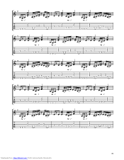 song lynyrd skynyrd travellin guitar tabs